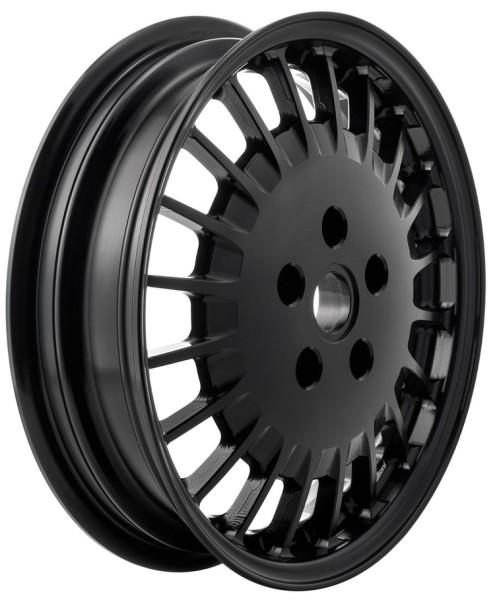 Cerchione anteriore/posteriore per Vespa GTS/GTS Super/GTV/GT 60/GT/GT L/946 125-300ccm, nero lucente