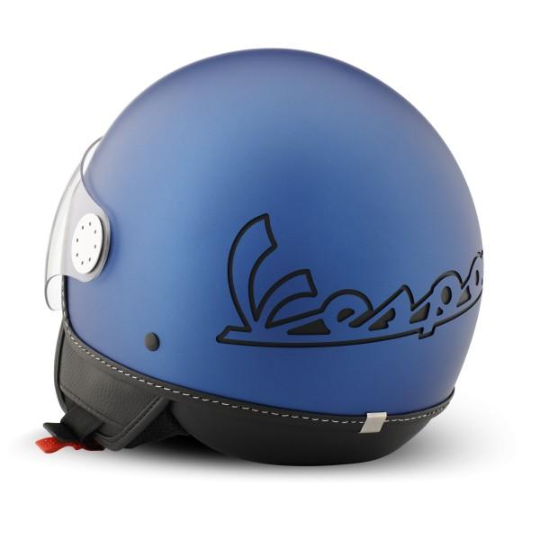 Casco Vespa Jet Visor 3.0 Blue Vivace