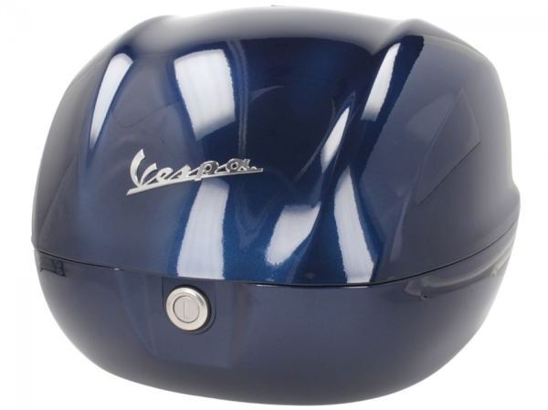 Original top box Vespa Primavera - blu midnight 222/A