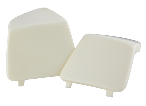 Coperchio portaoggetti sinistro/destro per Vespa GTS/GTS Super/GTV/GT 125-300ccm, non verniciato