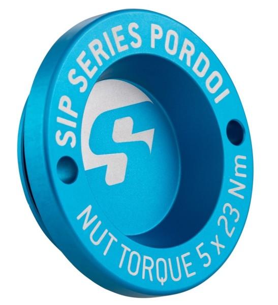 """Tappo antipolvere 13"""" cerchione anteriore per Vespa GTS/GTS Super/GTV/GT 60/GT/GT L 125-300ccm, blu opaco"""
