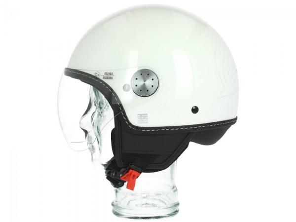 Vespa Casco Jet Visor 3.0 bianco