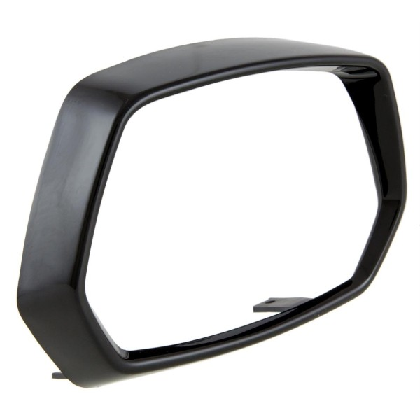 Anello fari nero lucido per Vespa Sprint 50-150ccm 2T / 4T ('13 -'18)