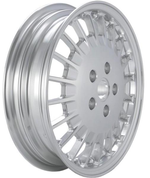 Cerchione anteriore/posteriore per Vespa GTS/GTS Super/GTV/GT 60/GT/GT L/946 125-300ccm, argento