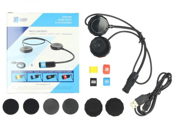 Sistema di comunicazione Bluetooth Vespa / Piaggio / Aprilia / Moto Guzzi