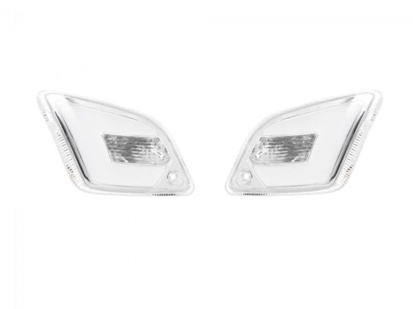 Indicatore di direzione a LED posteriore per Vespa GT, GTL, GTV, GTS 125-300, colorato