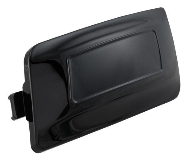 Copertura coperchio variatore per Vespa Primavera/Sprint/GTS/GTS Super, nero lucente