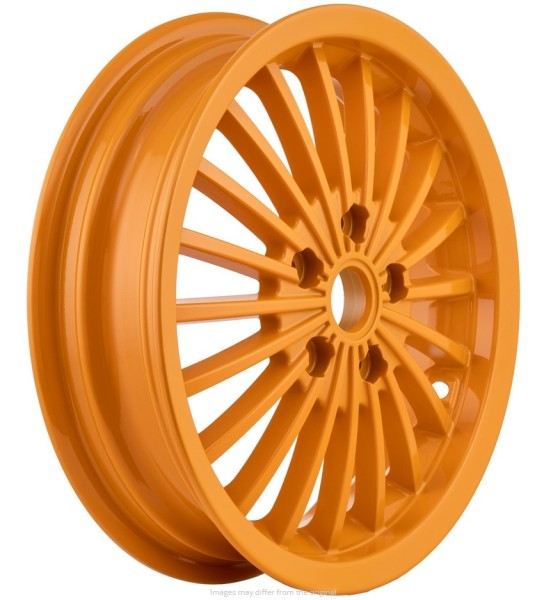 Cerchione anteriore/posteriore per Vespa GTS/GTS Super/GTV/GT 60/GT/GT L 125-300ccm, arancione