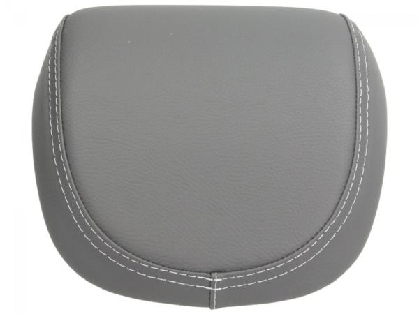 Original schienalino bauletto Vespa Primavera - grigio - 1B001189000G