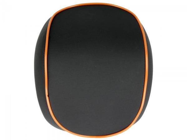 Original schienale per Topcase Vespa Elettrica rame/copper