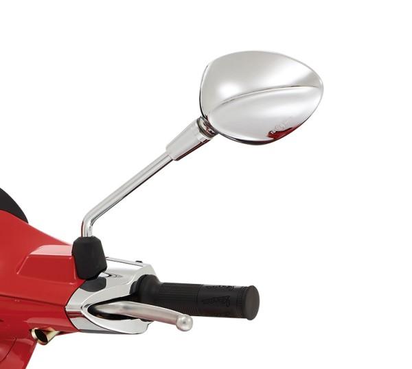 Specchietto sinistro cromato per Vespa Sprint 50-150ccm 2T / 4T