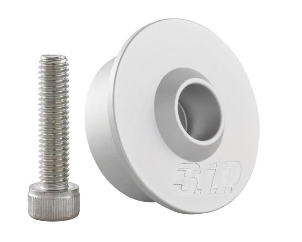 Kit di montaggio per specchietto parte manubrio senza contrappesi, MK II, argento