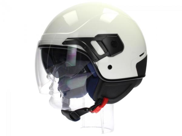 Piaggio casco PJ Jet bianco