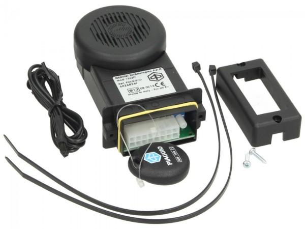 Original Sistema d'allarme Piaggio E-1 compact Exclusif