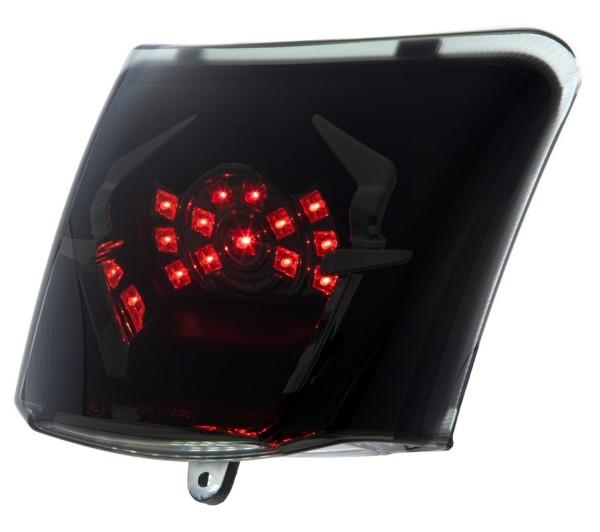 Fanale posteriore MK II LED per Vespa GTS/GTS Super/GTV 125-300ccm HPE ('18-), sfumato