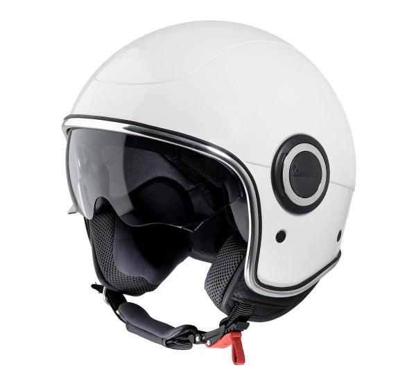 Vespa casco VJ1 bianco