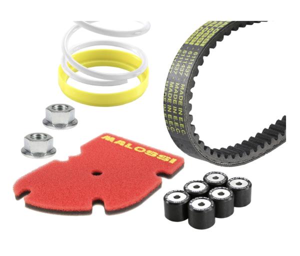 "Tuning kit drive, ""principianti"" per Vespa Primavera / Sprint 3V iGet 125ccm"