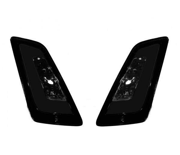 Indicatore di direzione a LED anteriore per Vespa GT, GTL, GTV, GTS 125-300, colorato