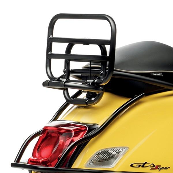 Portapacchi posteriore pieghevole per bauletto Vespa GTS
