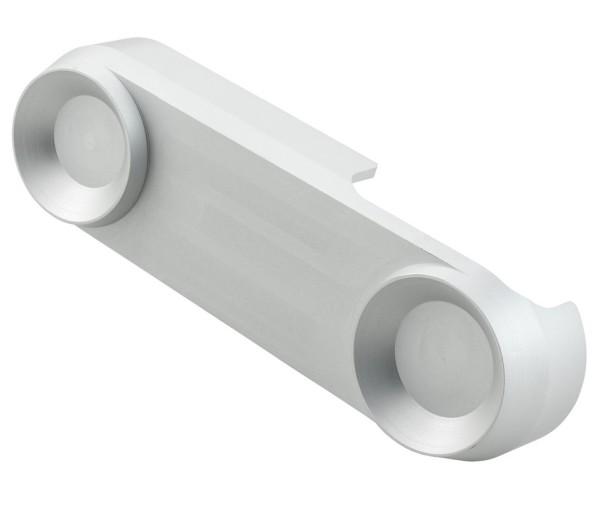 Copericho braccio oscillante per Vespa, argento opaco