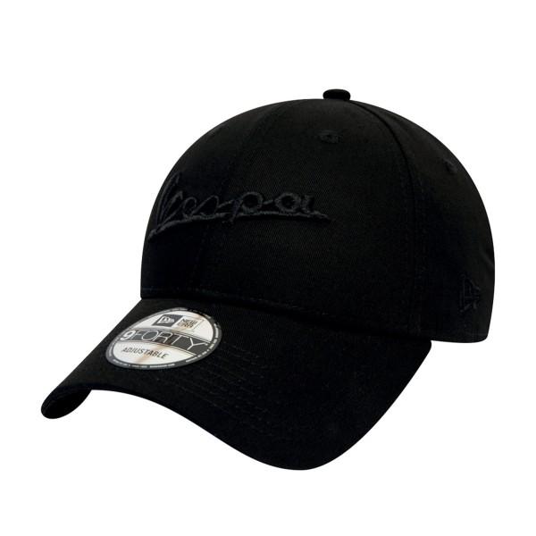 Vespa Cappellino ESSENTIAL 9FORTY® nero