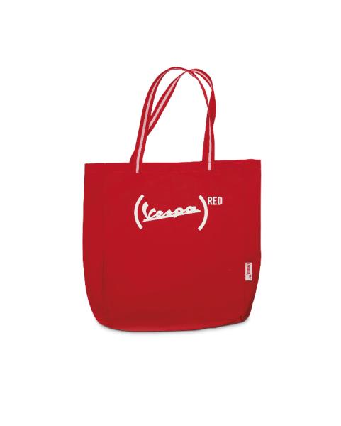 Vespa borsa in cottone 946 (RED)