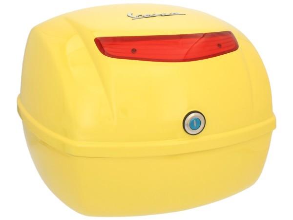 Originale bauletto Vespa LX / S - giallo 928/A