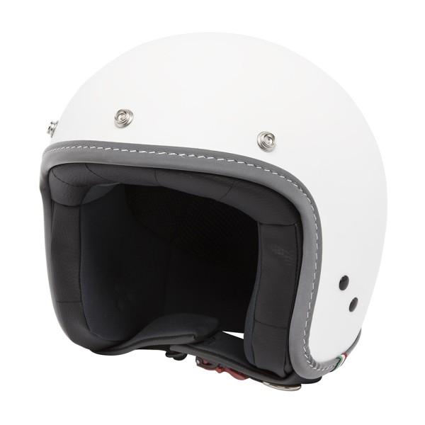 Vespa Casco Color Jet bianco