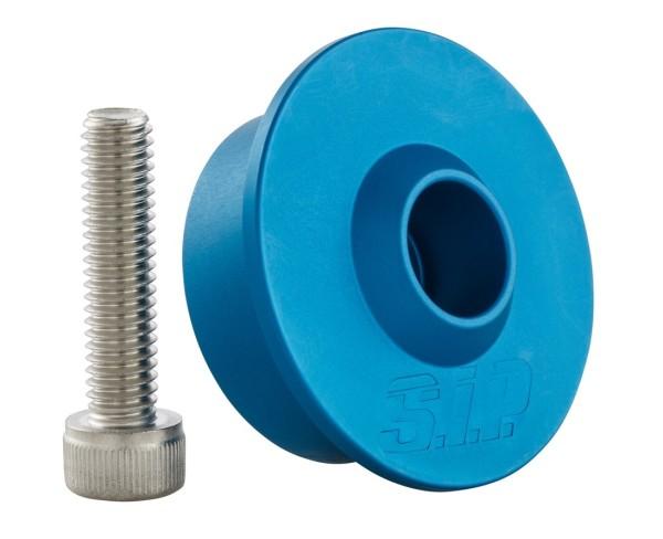 Kit di montaggio per specchietto parte manubrio senza contrappesi, MK II, blu
