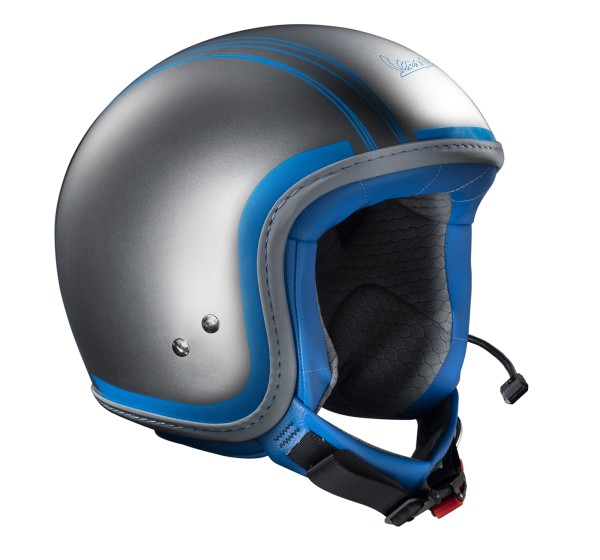 Originale casco Vespa Elettrica Con blutooth
