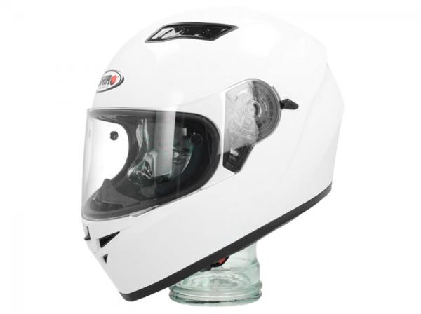 Shiro Casco Integrale, SH600, Monocolor, bianco