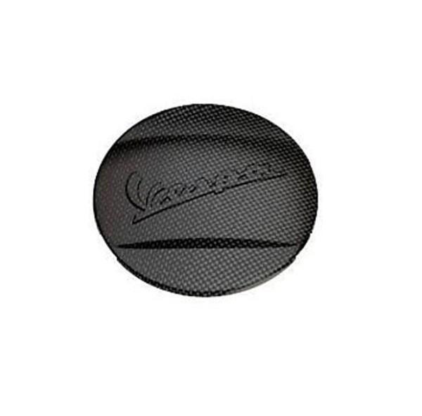 Original Ornamento parafango anteriore Carbon Look Vespa GTS Super