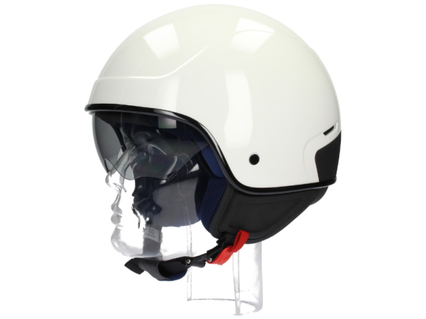 Piaggio casco PJ1 Jet bianco