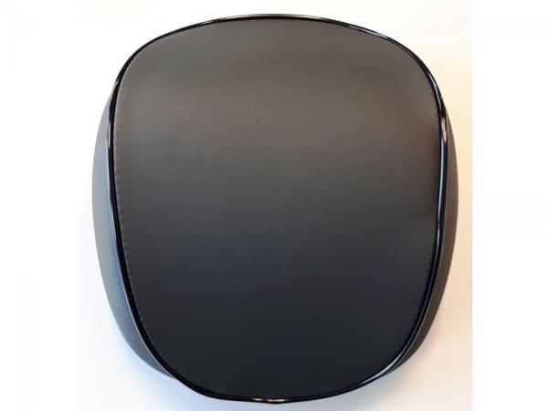 Original schienale per Topcase Vespa Elettrica nero lucido/glossy black