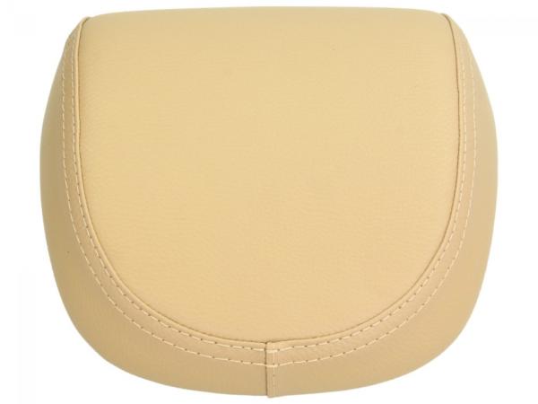 Original schienalino bauletto Vespa Primavera - beige