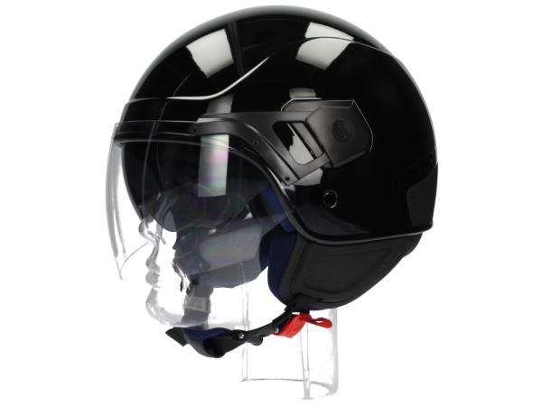 Piaggio casco PJ Jet nero