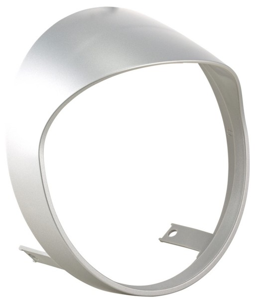 Ghiera fanale per Vespa GTS/GTS Super HPE 125/300 ('19-), argento opaco