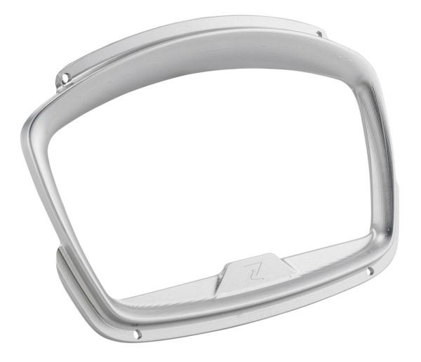 Cornice contachilometri per Vespa GTS Supertech HPE 125/300 ('19-), argento