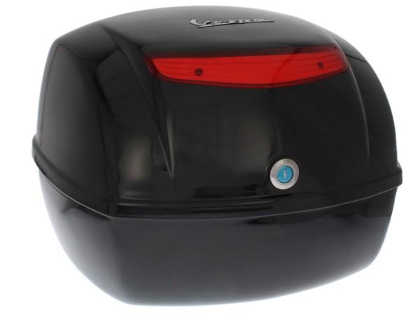 Originale bauletto Vespa LX - nero cosmo / vulcano 98/A