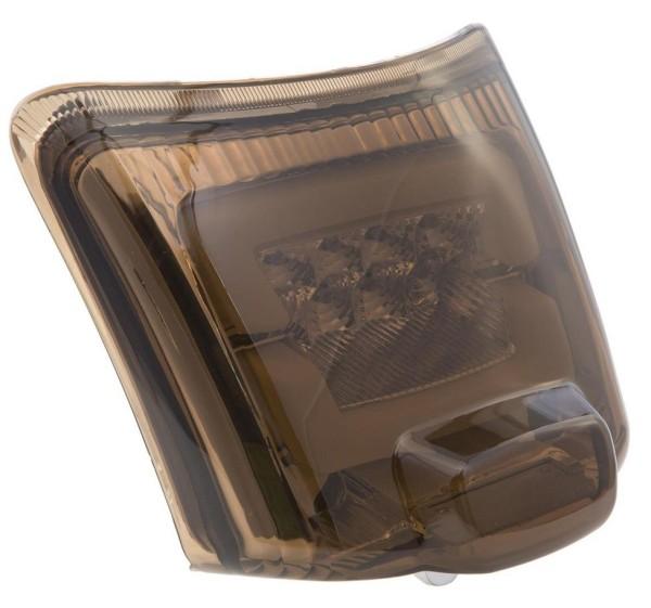 Fanale posteriore LED per Vespa GTS/GTS Super/GTV/GT 60 125-300ccm (-'13), sfumato