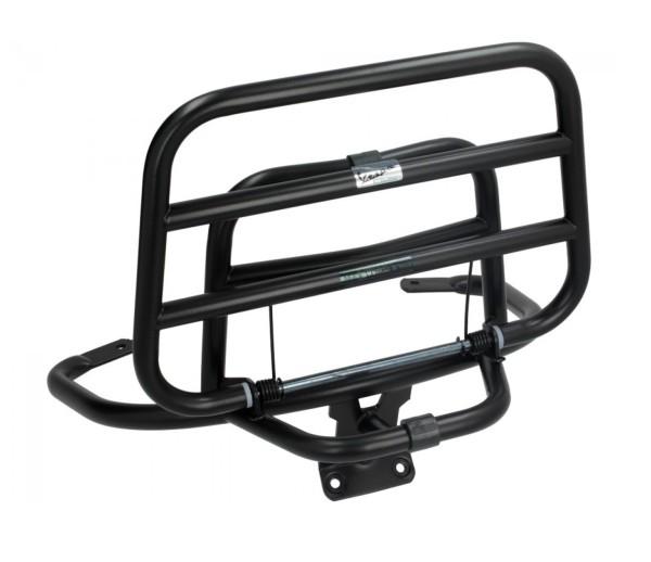 Portapacchi posteriore originale Vespa nero opaco Vespa LX / S