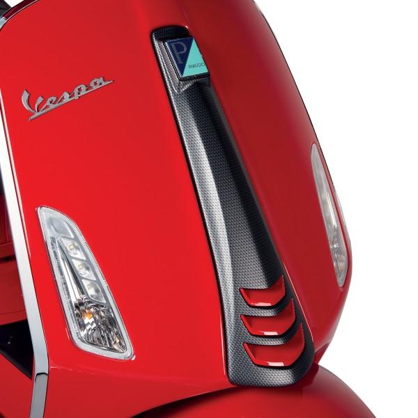 Coprivolante Carbon Look (a cascata) per Vespa Sprint
