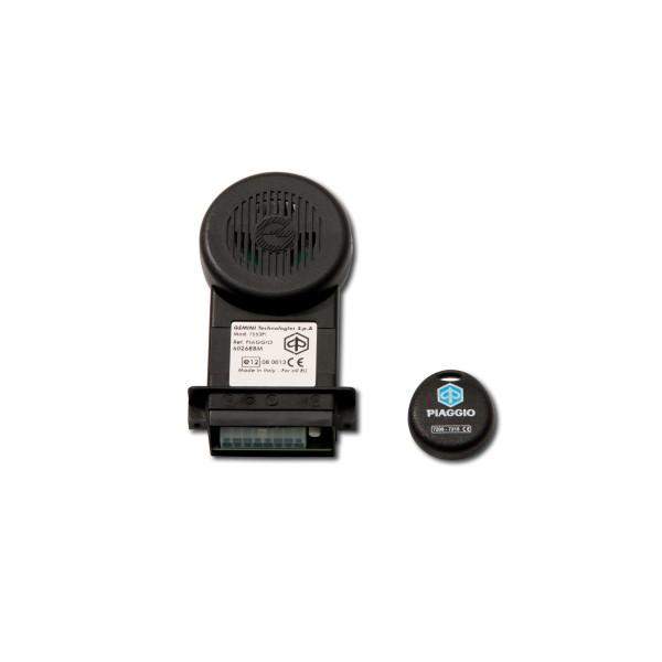 Original Sistema d'allarme Piaggio E-Lux compact