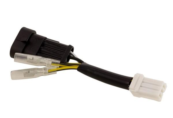 Cavo adattatore conversion per luce posteriore LED per Vespa GTS/GTS Super/GTV 125-300ccm HPE ('18-)
