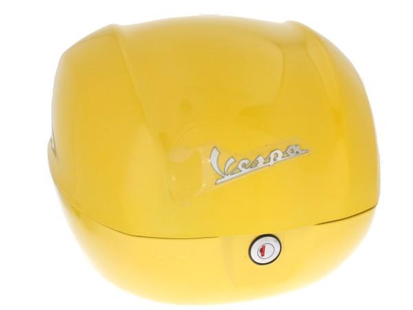 Originale bauletto Vespa Sprint giallo positano 968/A