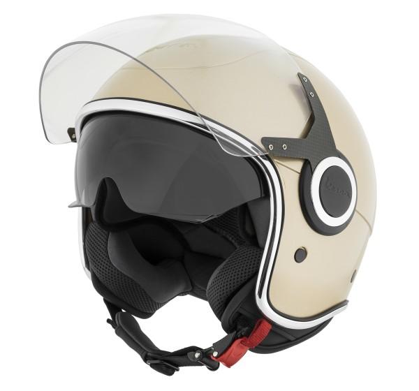 Vespa casco VJ beige
