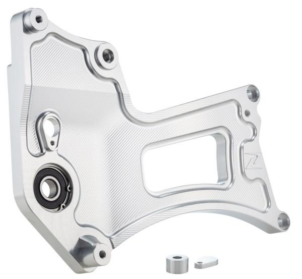 Braccio di sospensione MK II per Vespa GTS/GTS Super/GTV/GT, argento