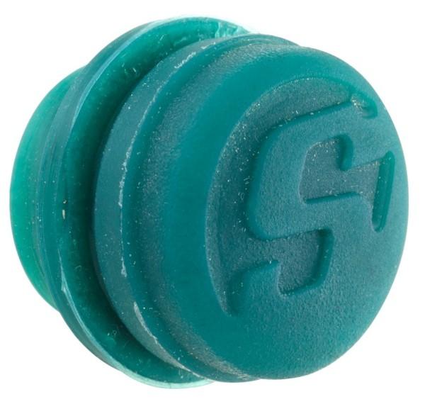 Tappo contrappeso manubrio, verde