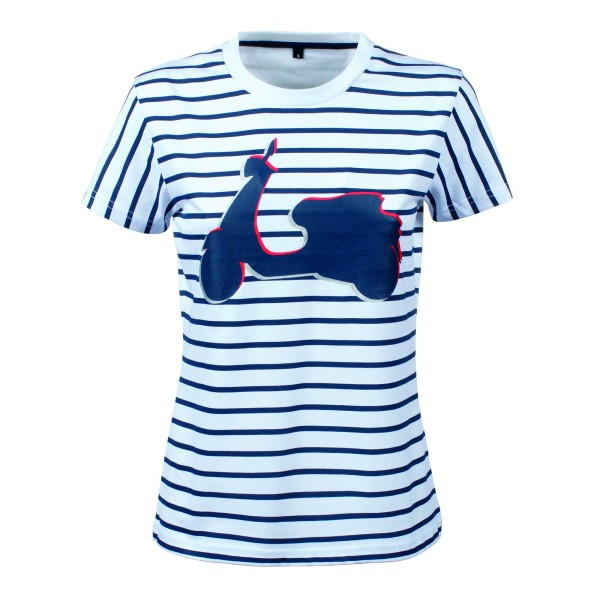 Vespa Graphic T-Shirt donna