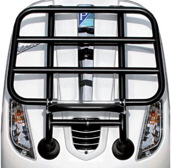 Original Portapacchi anteriore pieghevole nero opaco Vespa S
